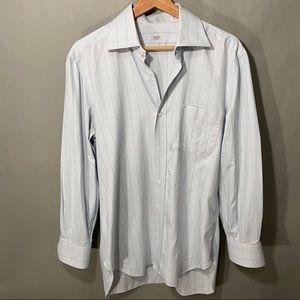 Barba Napoli Thin Cotton Dress Shirt